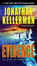 Evidence: An Alex Delaware Novel by Jonathan…