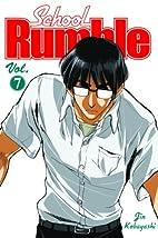 School Rumble, Volume 7 by Jin Kobayashi