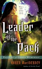 Leader of the Pack by Karen MacInerney