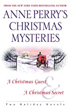 Anne Perry's Christmas Mysteries: Two…