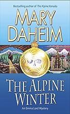 The Alpine Winter by Mary Daheim