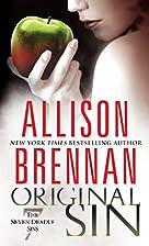 Original Sin (Seven Deadly Sins) by Allison…