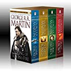 A Game of Thrones 4-Book Boxed Set by George…