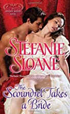 The Scoundrel Takes a Bride by Stefanie…
