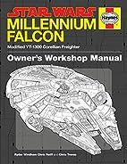 Star Wars: The Millennium Falcon…