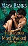 Banks, Maya: Highlander Most Wanted: The Montgomerys and Armstrongs