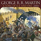Martin, George R.R.: A Song of Ice and Fire 2014 Calendar