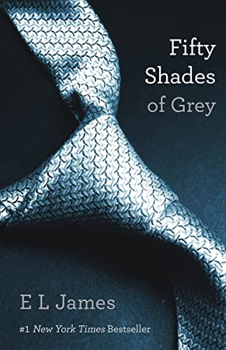 Fifty Shades of Grey: Book One of the Fifty Shades Trilogy by E L James [Paperback]