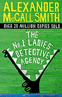 The No 1 Ladies' Detective Agency cover