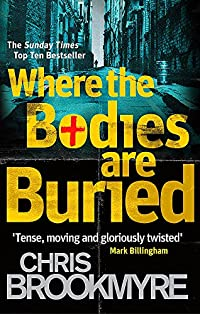 Where the Bodies Are Buried cover