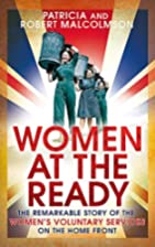 Women at the Ready by Patricia Malcolmson