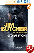Storm Front: The Dresden Files Book One: 1