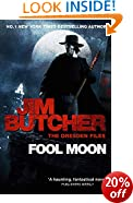 Fool Moon: The Dresden Files Book Two: 2
