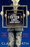 The First Fifteen Lives of Harry August cover image