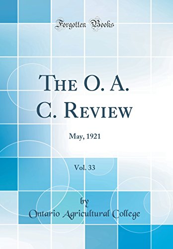 the-o-a-c-review-vol-33-may-1921-classic-reprint
