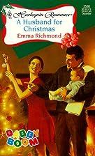 A Husband for Christmas by Emma Richmond