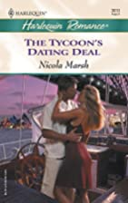 The Tycoon's Dating Deal by Nicola Marsh