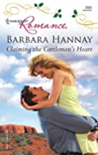 Claiming the Cattleman's Heart by Barbara…