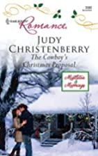 The Cowboy's Christmas Proposal by Judy…