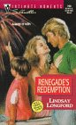Renegade's Redemption by Lindsay Longford