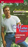 Marilyn Pappano: Convincing Jamey: (Southern Knights) (Silhouette Intimate Moments No. 812) (Harlequin Intimate Moments)