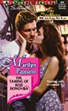 Marilyn Pappano: The Taming of Reid Donovan: Southern Knights (Silhouette Intimate Moments No. 824) (Harlequin Intimate Moments)