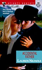 Accidental Father by Lauren Nichols