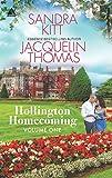 Kitt, Sandra: Hollington Homecoming, Volume One: RSVP with LoveTeach Me Tonight