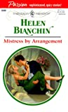 Bianchin, Helen: Mistress by Arrangement