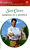 Craven, Sara: Marriage at a Distance