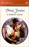 Jordan, Penny: A Perfect Night