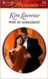 Lawrence, Kim: Wife by Agreement