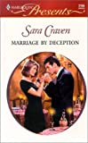 Craven, Sara: Marriage by Deception