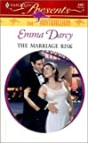 Darcy, Emma: The Marriage Risk