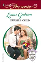 Duarte's Child by Lynne Graham