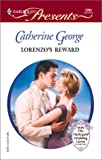 George, Catherine: Lorenzo's Reward