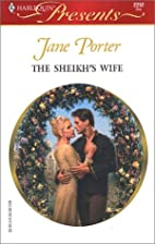The Sheikh's Wife by Jane Porter