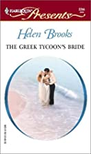 The Greek Tycoon's Bride by Helen Brooks