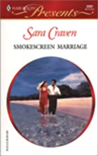Smokescreen Marriage by Sara Craven