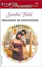 Pregnancy of Convenience by Sandra Field