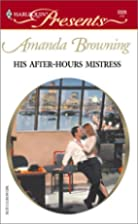 His After-Hours Mistress by Amanda Browning