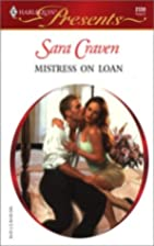 Mistress on Loan by Sara Craven