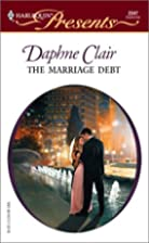 The Marriage Debt by Daphne Clair