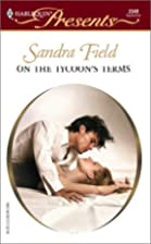 On the Tycoon's Terms by Sandra Field
