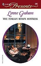 The Italian Boss's Mistress by Lynne Graham