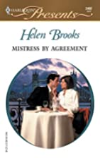 Mistress by Agreement by Helen Brooks