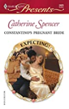 Constantino's Pregnant Bride by Catherine…