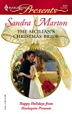 The Sicilian's Christmas Bride by Sandra…