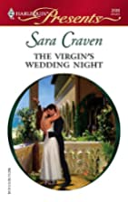 The Virgin's Wedding Night by Sara Craven