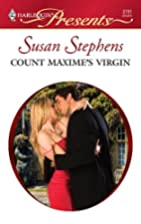 Count Maxime's Virgin by Susan Stephens